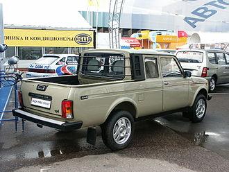 Lada Niva - VAZ-2329