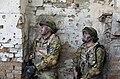 VAZIANI, Georgia. Noble Partner urban warfare training exercise (17803634995).jpg