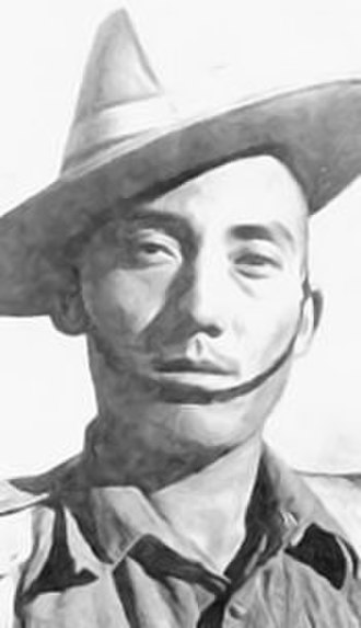 Slouch hat - Naik Agansing Rai VC, 5th Royal Gurkha Rifles (Frontier Force)