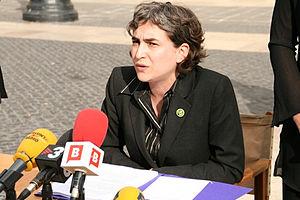 Ada Colau - Colau in 2006
