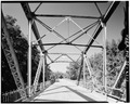 VIEW OF BRIDGE FROM NORTH - Saluda 1 Bridge, Spanning Saluda River on SC Route 39, Chappells, Newberry County, SC HAER SC,36-CHAP.V,1-1.tif