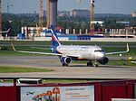 VP-BLH (aircraft) at Sheremetyevo International Airport pic1.JPG
