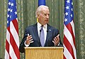 VP Biden and PM Yatsenyuk, Joint Statement, Kyiv, Ukriane, April 22, 2014 (14001116033).jpg