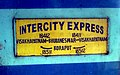 VSKP-BBS Intercity Express nameboard.jpg
