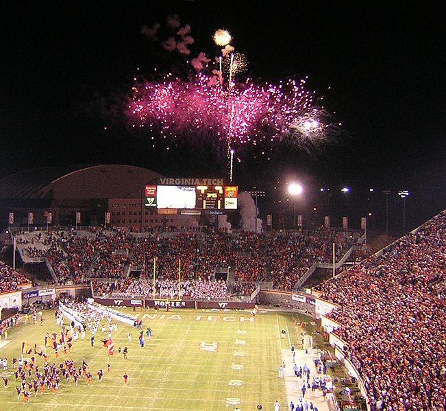 Image Result For Virginia Tech Football
