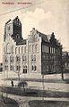 Vadstena - rödtornet 1911..jpg