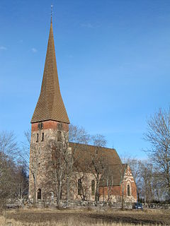 Vaksala Church