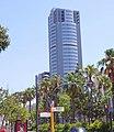 Valencia - Hotel Meliá Valencia (Torre Hilton) 03.jpg
