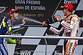 Valentino Rossi and Marc Márquez 2015 Jerez 2.jpeg