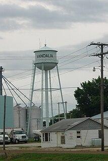 Vandalia, Missouri City in Missouri, United States