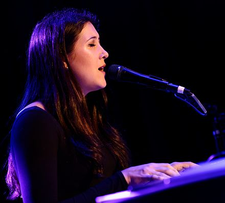 Carlton performing live at The Roxy Theatre in West Hollywood (Los Angeles) California on Thursday January 21, 2016 Vanessa Carlton live at The Roxy Theatre in West Hollywood (Los Angeles) California 05 (cropped).jpg