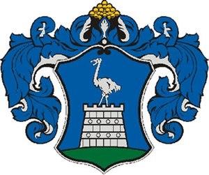 Vas County (former) - Image: Vas departemento blazono