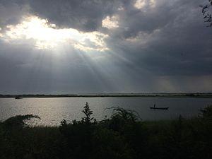 Veeranam Lake - Veeranam Lake