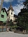 Velké Žernoseky, kostel svatého Mikuláše.JPG