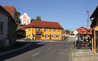 Velké Hostěrádky Municipality in South Moravian, Czech Republic