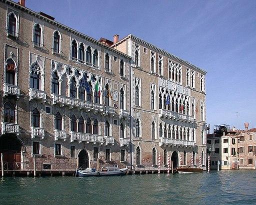 Venezia-Ca Foscari