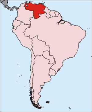 Venezuela Südamerika