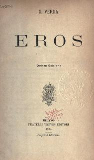 Verga - Eros, 1884.djvu