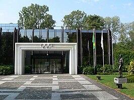 Kantoor van het IOC in Lausanne