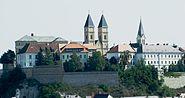 Veszprém Castle Area View 2010