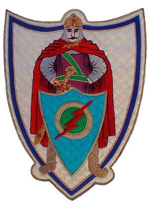 VFA-151 - The squadron's first insignia