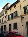Via de' pilastri 2, Casa del Conservatorio di Sant'Ambrogio.JPG