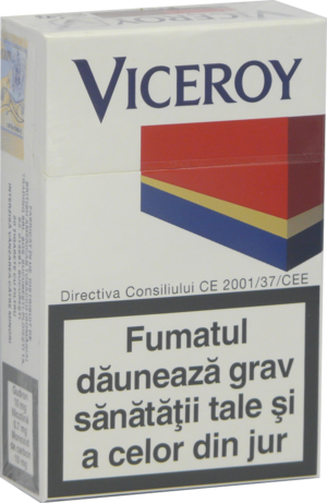 Viceroy (cigarette) - Image: Viceroy