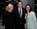Victor Ponta si Corina Cretu la receptia S&D inainte de Congresul PES - 28.02.2014 (12922987835).jpg