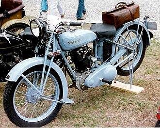 Victoria (motorcycle) - Victoria 1929.