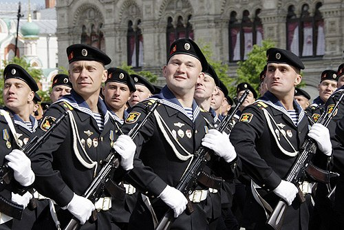 Victory Day Parade 2008-8