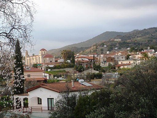 View of Eptagoneia 1