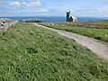 View to a distant North Devon coastline from Lundy - geograph.org.uk - 1339564.jpg