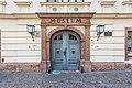 Villach Innenstadt Widmanngasse 38 Stadtmuseum Portal 02072018 3810.jpg