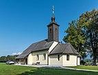 Villach Wernberg II St. Ulrich Filialkirche hl. Ulrich SO-Ansicht 06092018 4551.jpg