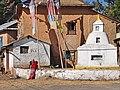 Village népalais (Région de Nagarkot) (8449549255).jpg