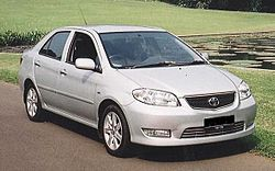 1st Generation Toyota Vios 1.5 G NCP42