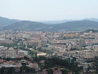 Orosius - Image: Vista braga