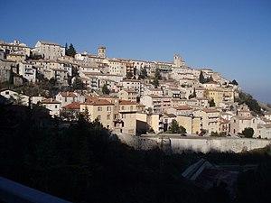 Arcevia - Image: Vista di Arcevia 1