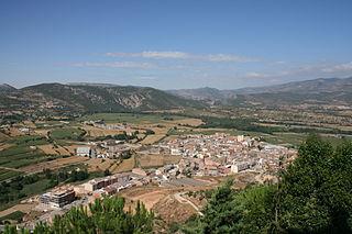 Artesa de Segre Municipality in Catalonia, Spain