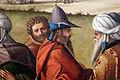 Vittore carpaccio, consacrazione di s. stefano come diacono, 1511, 05 cappello alla giovanni paleologo.JPG