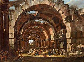 Viviano Codazzi Italian painter