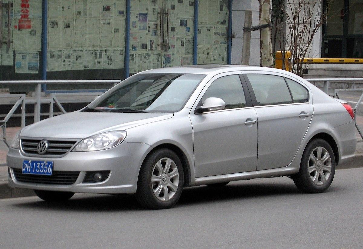 Volkswagen Lavida - Wikipedia