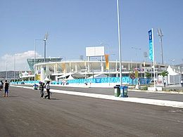 Volos, Greece stadium at 2004 Olympic Games.jpg