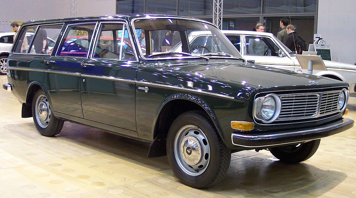 1974 volvo wagon