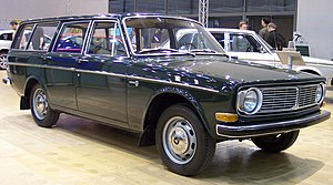Volvo 140 Series - Volvo 145
