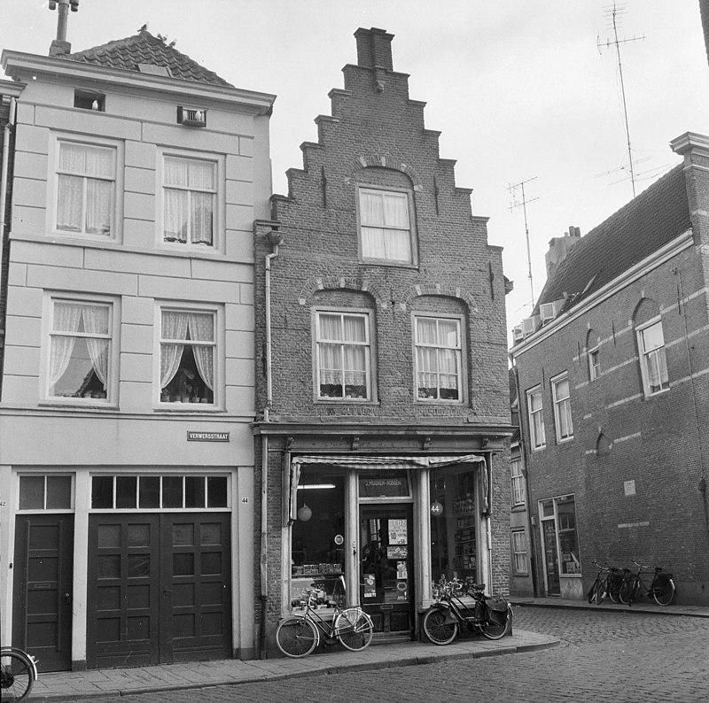 Het Vosken in 's Hertogenbosch | Monument - Rijksmonumenten.nl