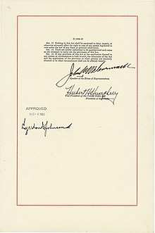 Voting Rights Act – Wikipedia