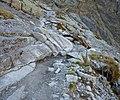 Vysoké Tatry, Mengusovská dolina, feráta na Rysy, září 2011 (5).JPG