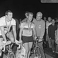 WK Wielrennen, Sprint amateurs. Morelon en Terintin (beiden Frankrijk), Bestanddeelnr 920-6351.jpg