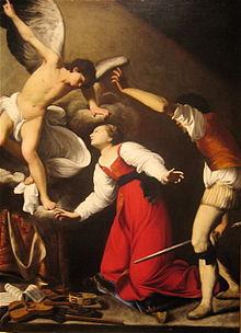 Carlo Saraceni, Martirio di santa Cecilia